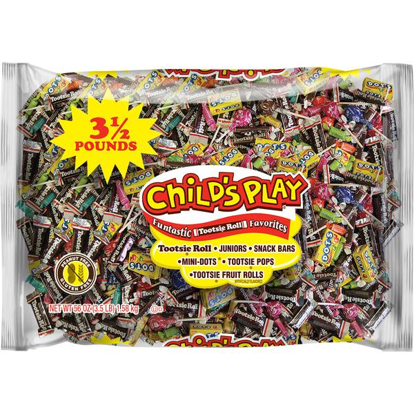 3.5 lb Child's Play Assortment