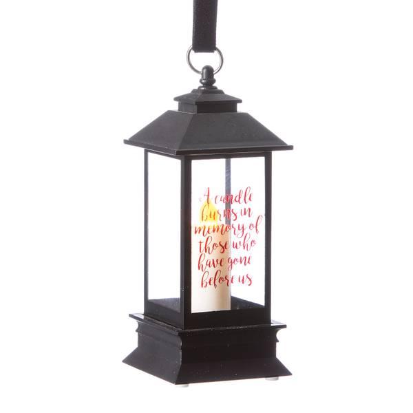 "5"" LED Memorial Lantern"