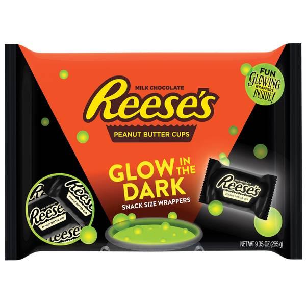 Glow in the Dark Peanut Butter Cup
