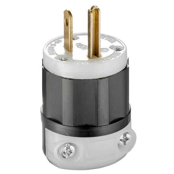 Plug Ind Grade Stright Blade 5-15P