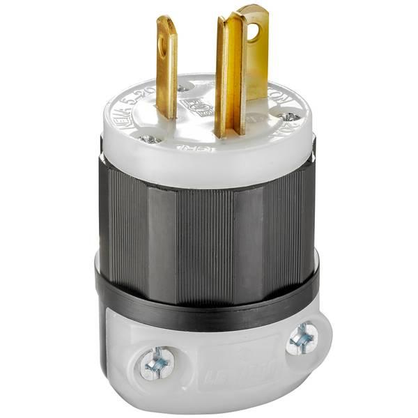 Plug Ind Grade Stright Blade 5-20P