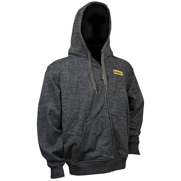be4ad74781 DEWALT Men s Heated Hooded Sweartshirt
