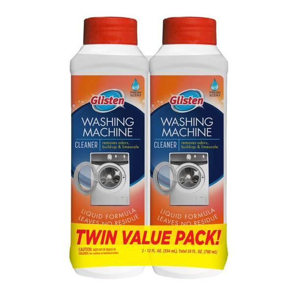 Washer Magic Machine Cleaner Twin Pack