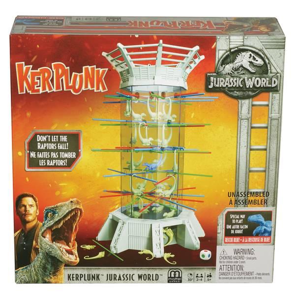 Klerplunk! Raptors Jurassic World