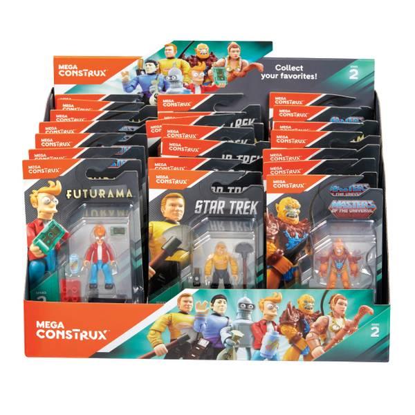 Mega Construx Heroes Assortment