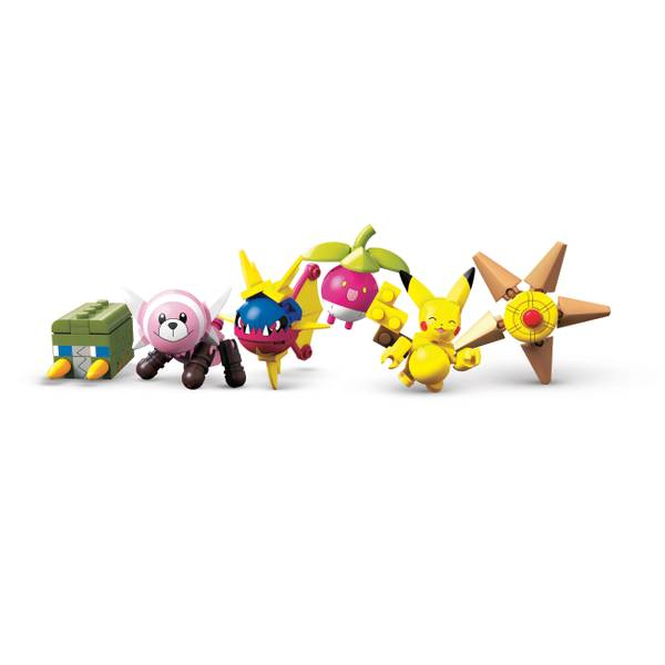 Mega Bloks Pokemon Poke Ball Assortment