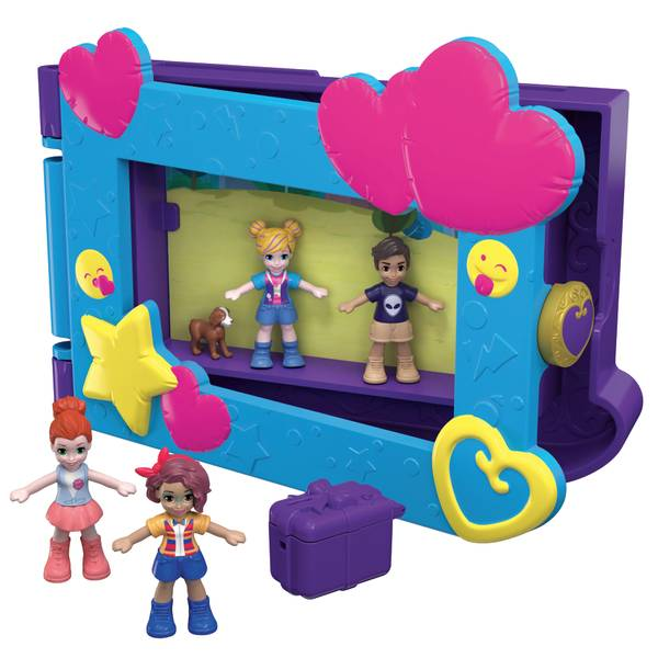 Polly Pocket and Friends Multipack