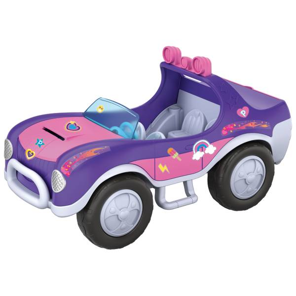 Polly Pocket Adventure Wheels