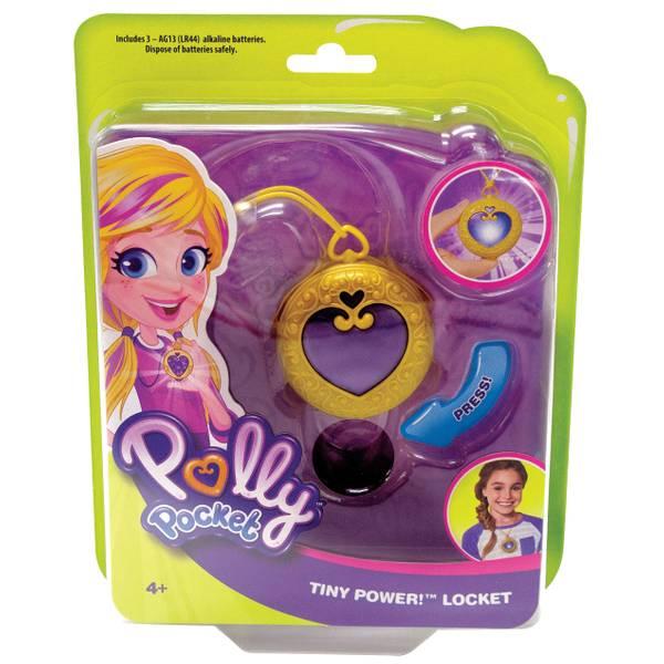 Polly Pocket Magical Light Up Locket