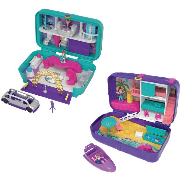 Polly Pocket Hidden In Plain Sight Assortment