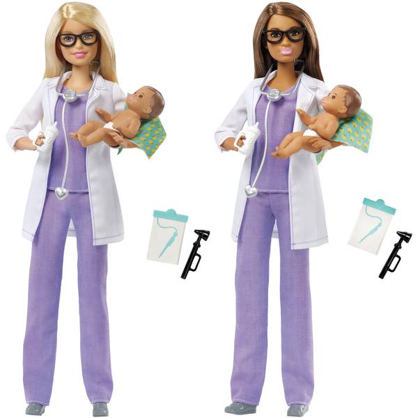 Doll with Career Accessory Assortment