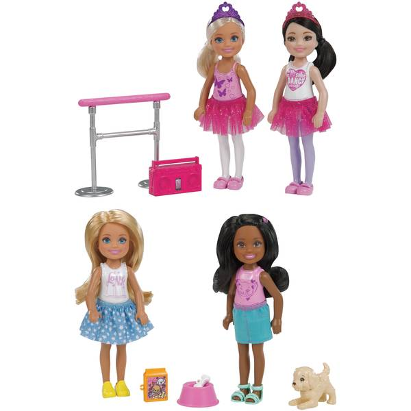 2-Pack Chelsea Doll Assortment