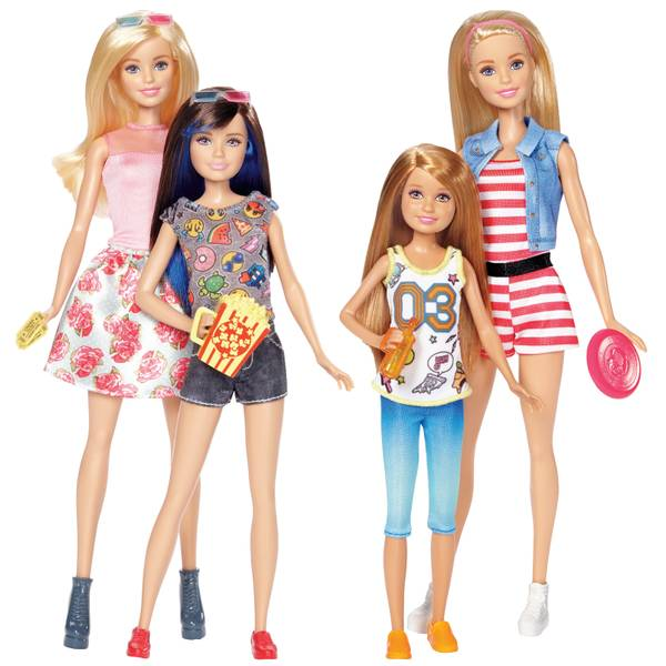 2-Pack Sisters Doll Assortment