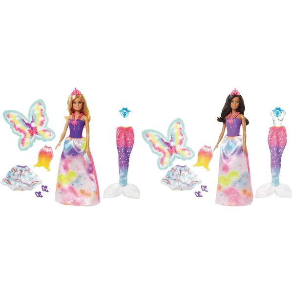 Fairytale Dress Up Doll Assortment