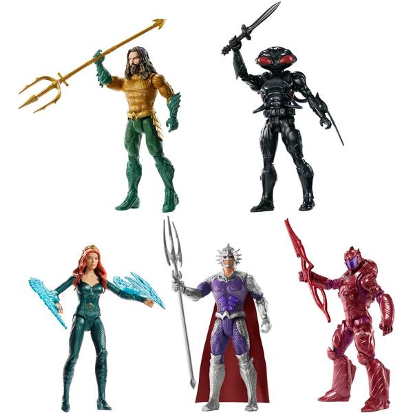 Aquaman 6'' Basic Action Figure Assortment