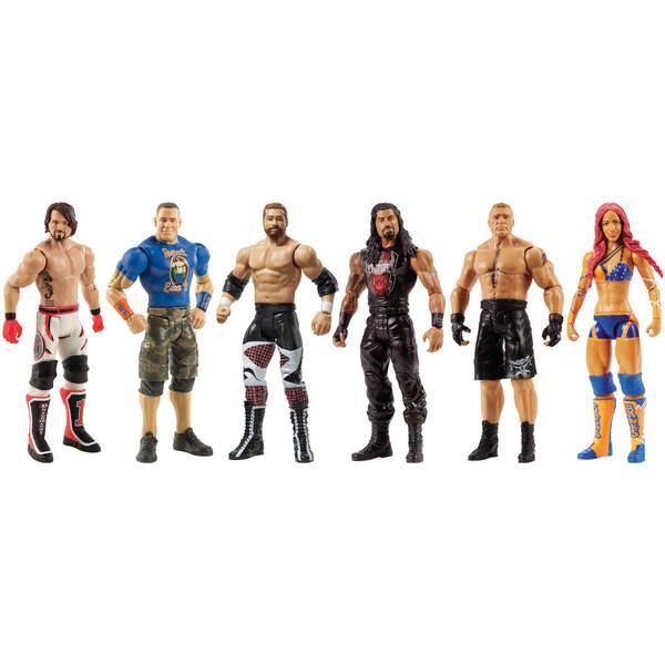 "WWE 6"" Basic Figure Assortment"