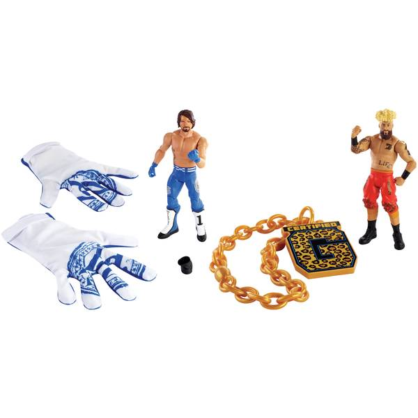 WWE Ultimate Fan Pack