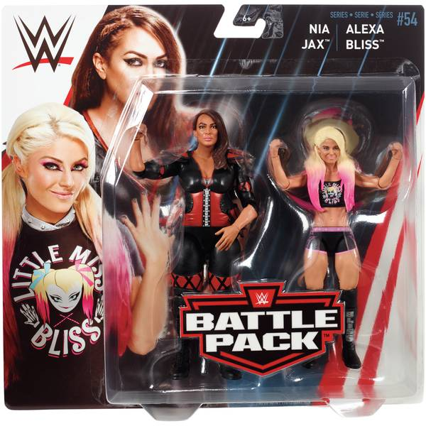 "WWE 6"" Battle Pack 2 Pack Assortment"