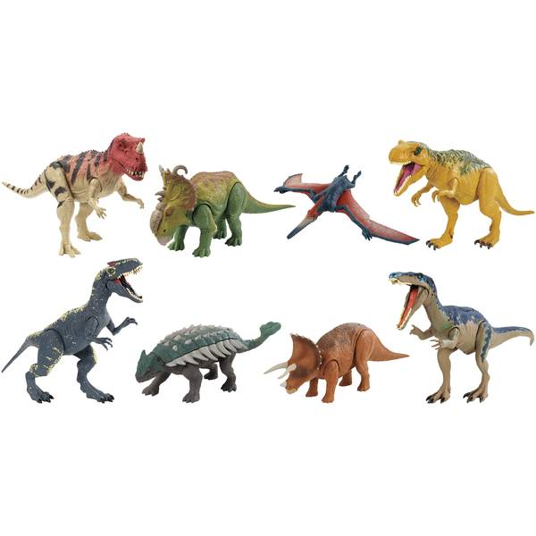Jurassic World Roarivores Assortment
