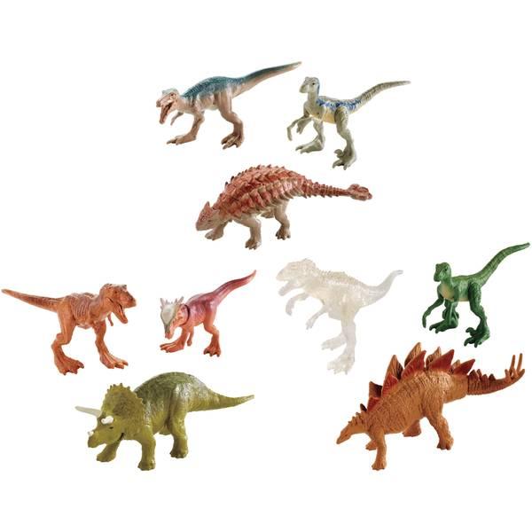Jurassic World Mini Dino 3-Pack Assortment