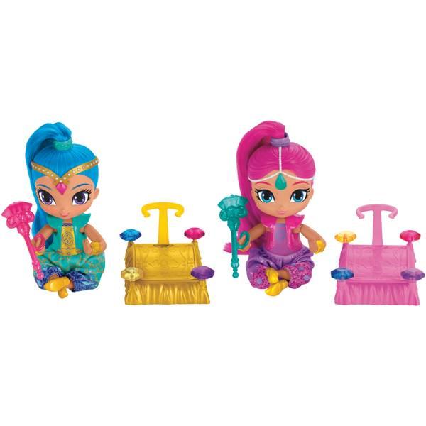 Nickelodeon Shimmer & Shine Floating Genie Doll Assortment