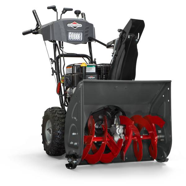 """24"""" 208cc 2 Stage Snow Thrower"""
