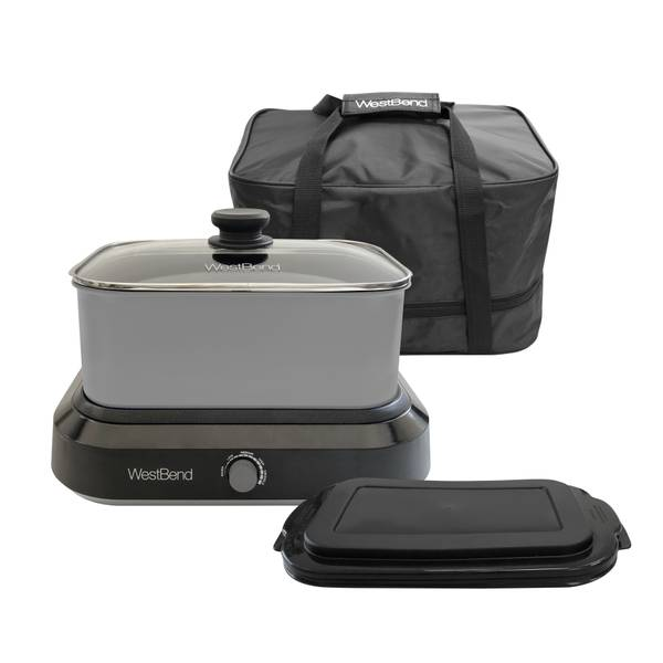 5 QT Versatility Cooker with Tote
