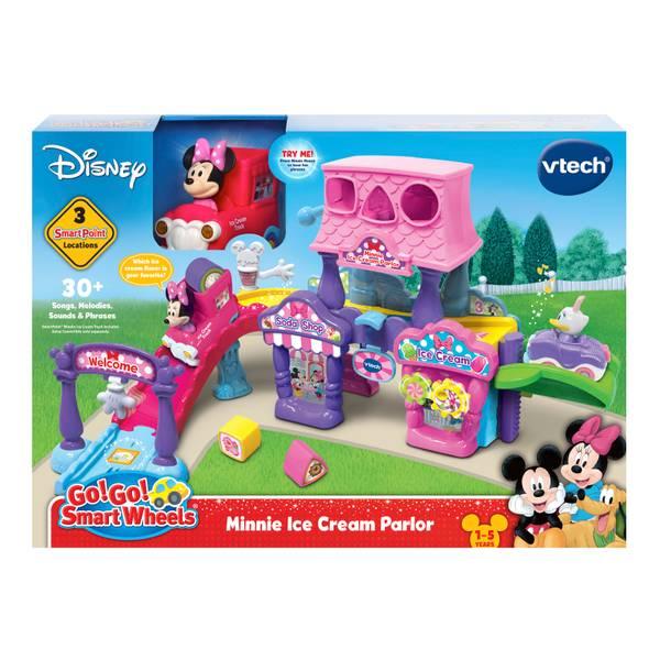 Go! Go! Smart Wheels Minnie Ice Cream Parlor