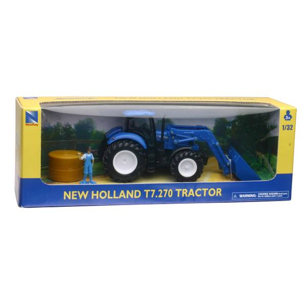 New Holland T7.270 Tractor Set