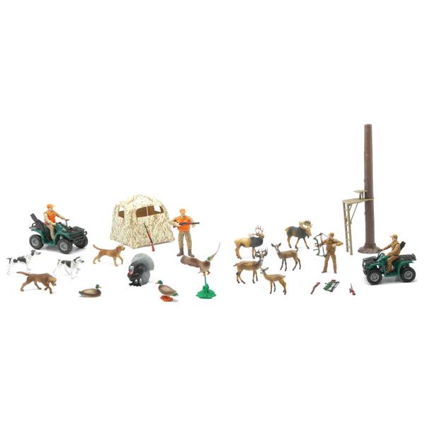 Hunting Playset Assortment
