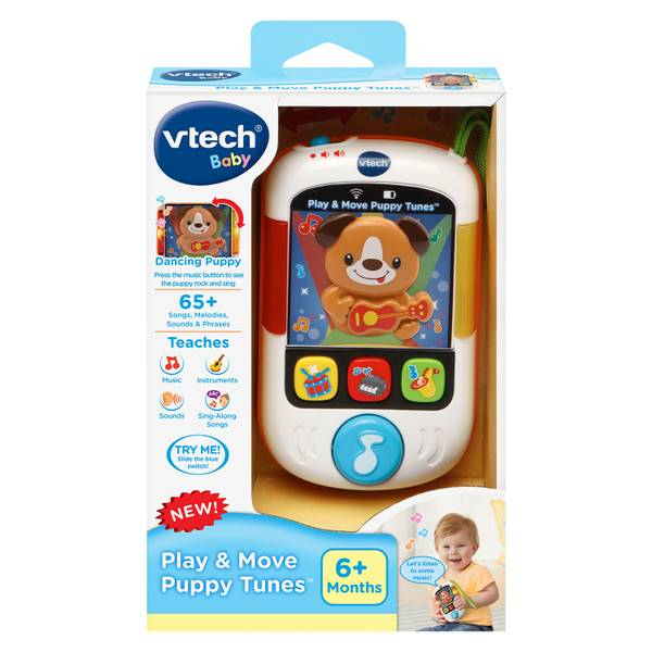 Play & Move Puppy Tunes