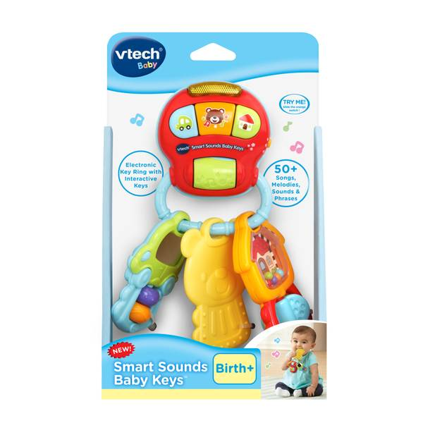 Leap Frog Smart Sounds Baby Keys