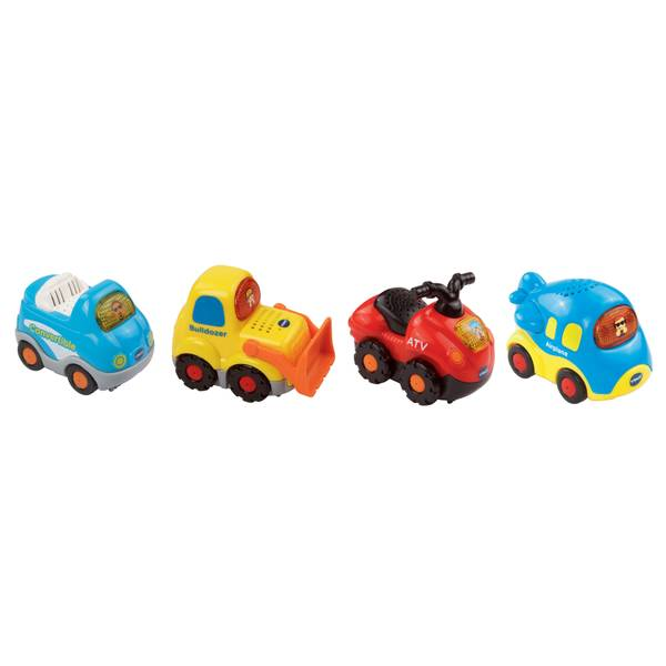 Go! Go! Smart Wheels Toy Cars Assortment