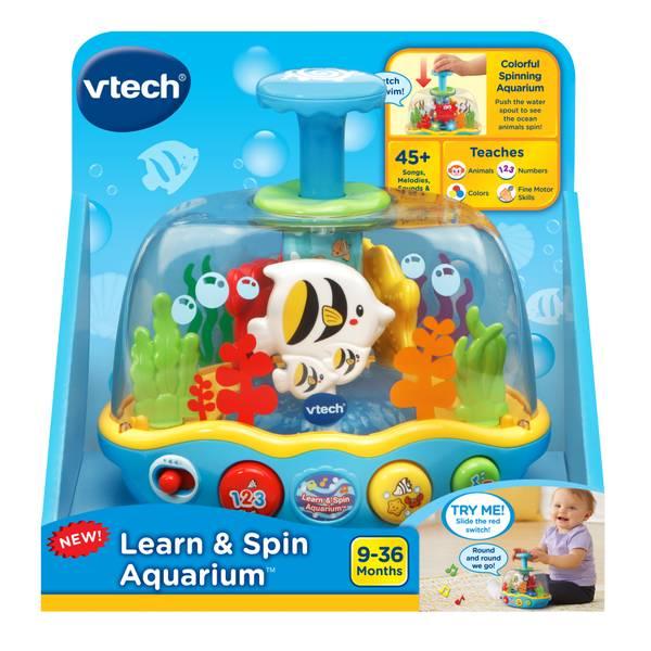 Learn & Spin Aquarium