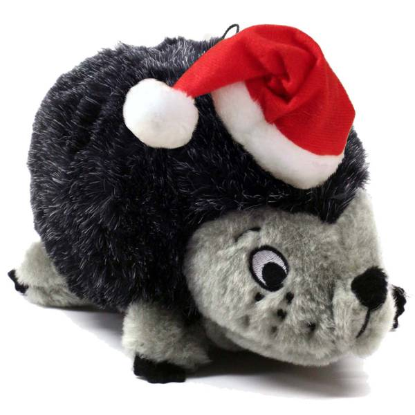 Holiday Hedgehogz Brown Toy