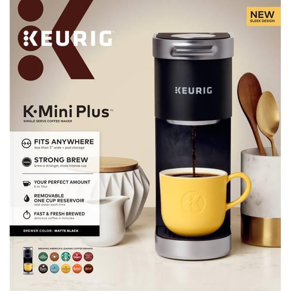 Keurig K-Mini Plus-Black