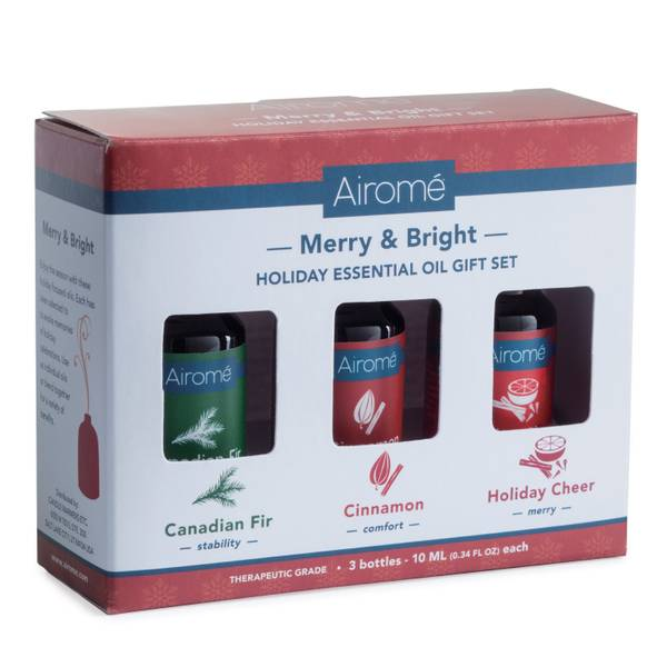 Merry & Bright Essential Oil Combo