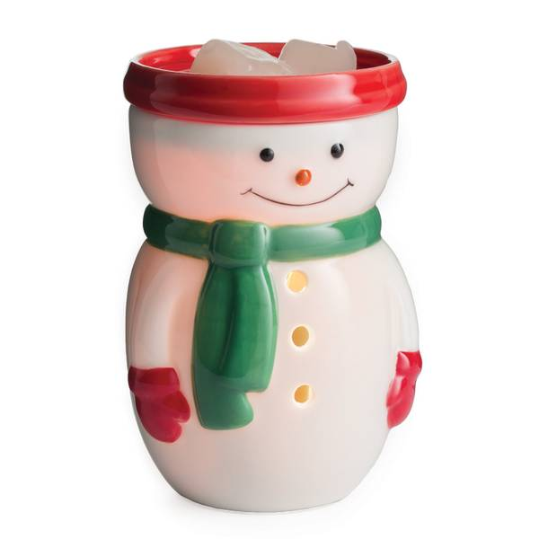Snowman Mid-Size Fragrance Warmer