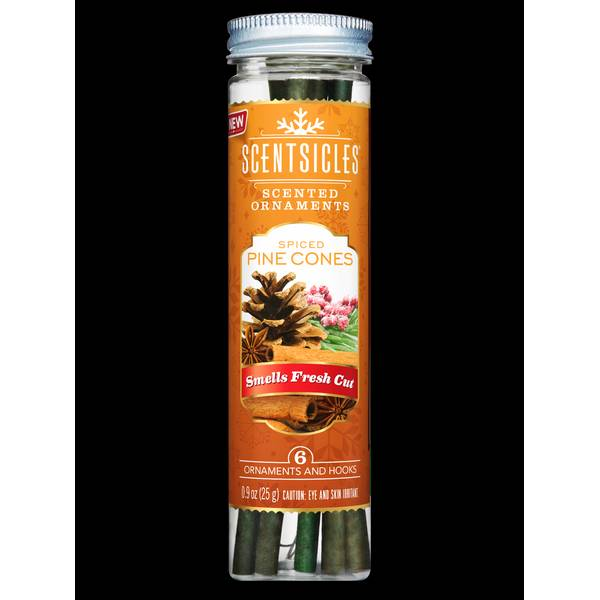 6-Count ScentSicles Spiced Pine Cone