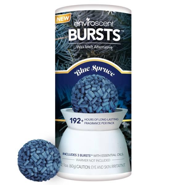 3-Pack Blue Spruce Bursts