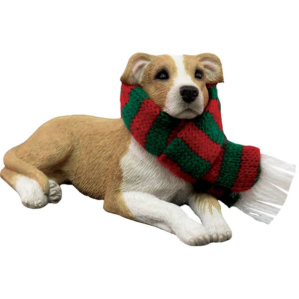 Pit Bull Terrier Ornament