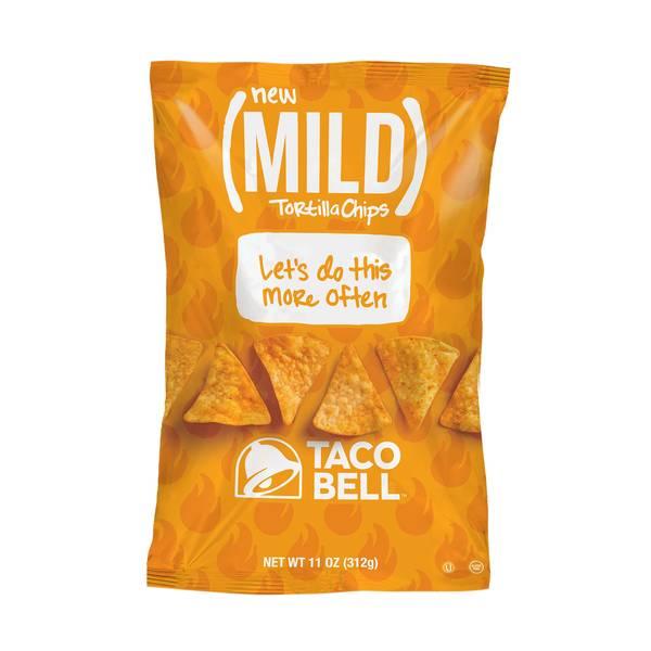 Mild Tortilla Chips