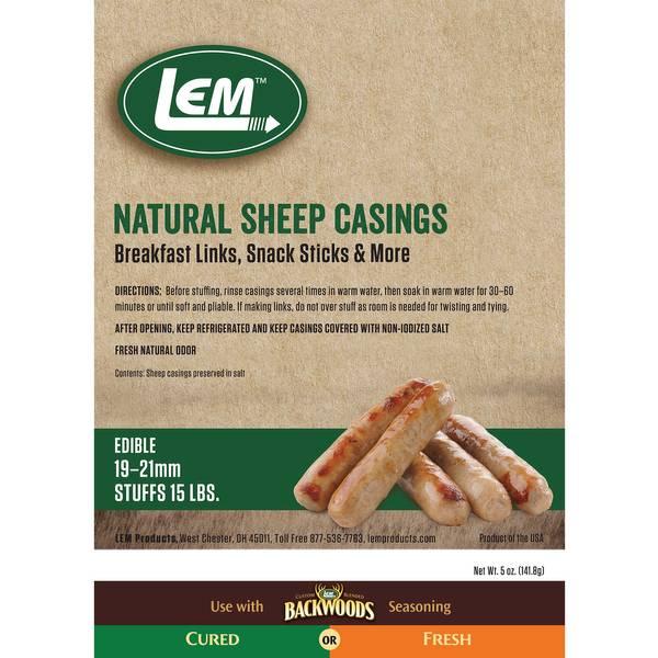 Natural Sheep Casings