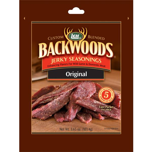 Backwoods Jerky Seasonings