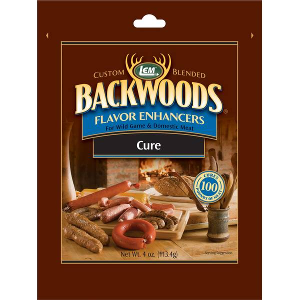 Backwoods Meat Cure