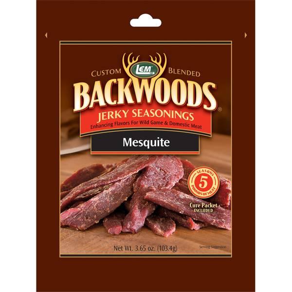 Backwoods Custom Blended Jerky Seasonings