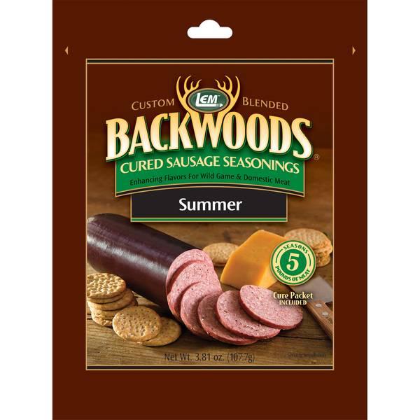 5 lb Summer Sausage Seasonings