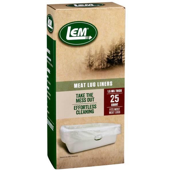 LEM Reinforced Meat Lug Cover