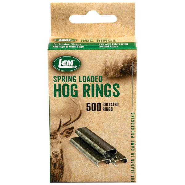 Spring Loaded Pliers & Ring Set