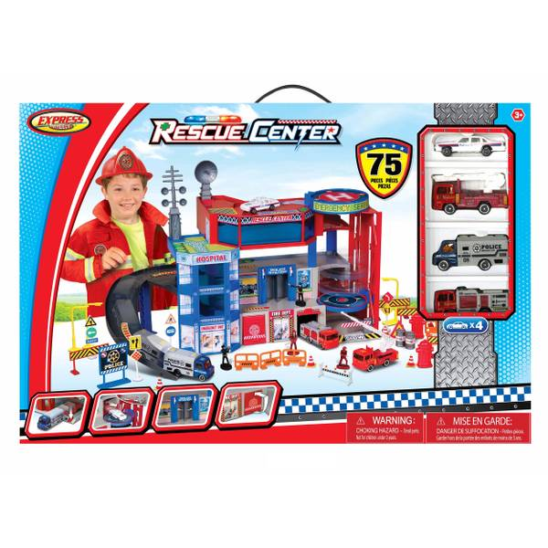 Rescue Center Playset